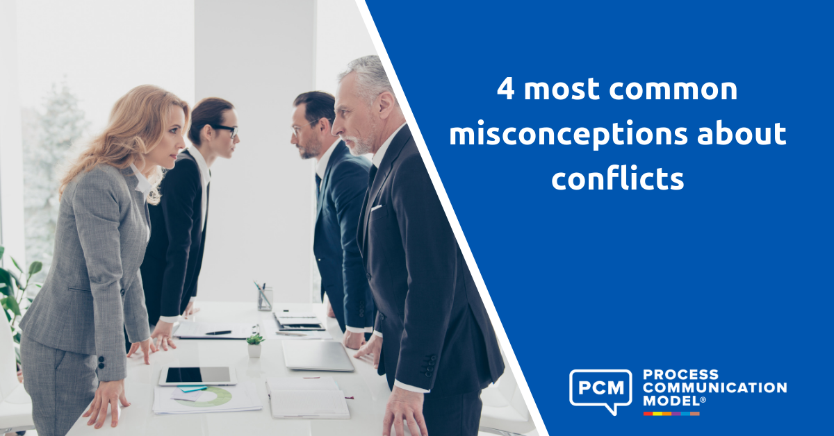 4 most common misconceptions about conflicts