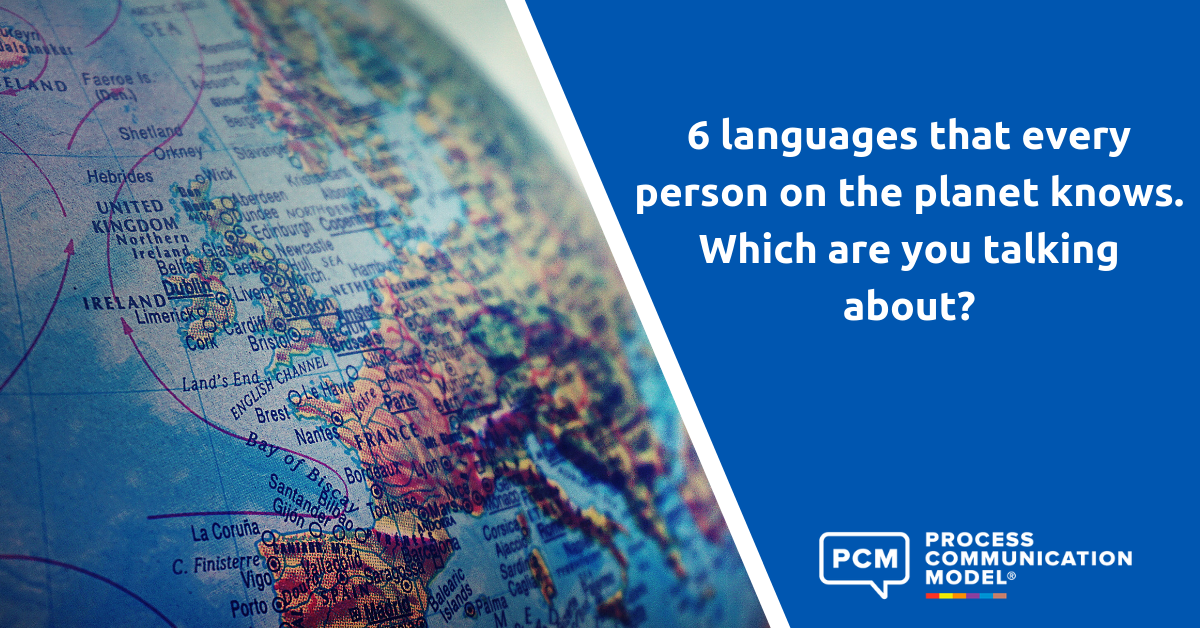 6 languages that every person on the planet knows. Which are you talking about?